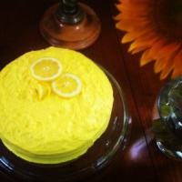 "My ""Ode to Limoncello"" Cake"