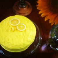 "My ""Ode to Limoncello"" Cake"